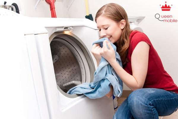 Loại máy giặt lồng nghiêng