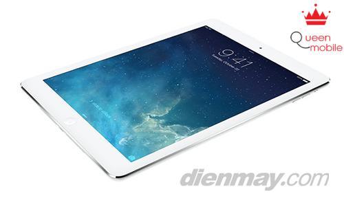 iPad 4 Retina 9.7 có thiết kế ngoài vô cùng sang trọng