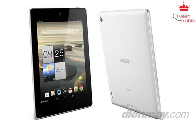 3 Máy tính bảng Acer giá dưới 5 triệu đồng tốt nhất hiện nay