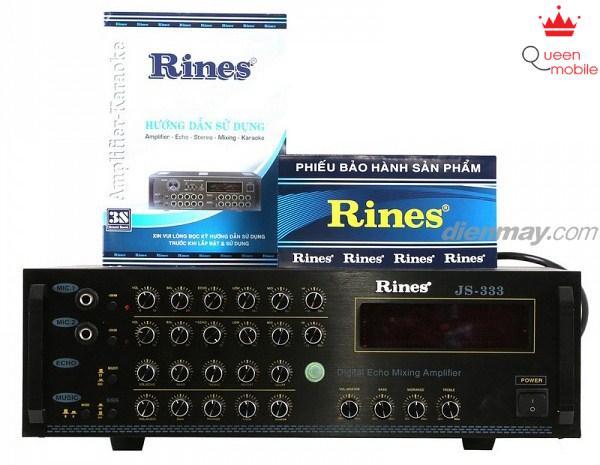 Amply Karaoke Rines JS-333