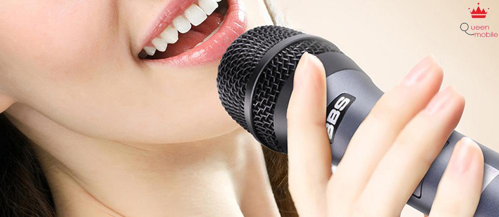 Những lưu ý khi chọn micro dùng cho karaoke gia đình