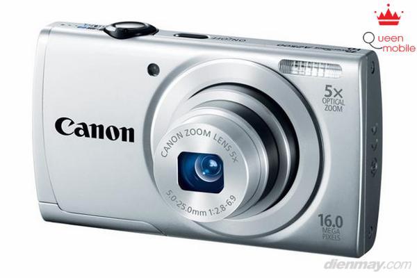Top 5 máy ảnh kỹ thuật số bán chạy nhất năm 2013