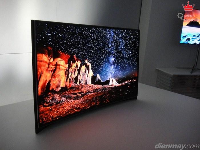 TV OLED của Samsung tại CES 2013