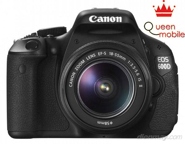 Top 5 máy ảnh DSLR bán chạy nhất năm 2013