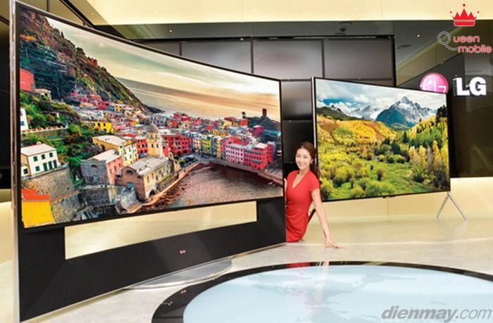 Dòng Ultra HD sẽ được đặt tại CES 2014