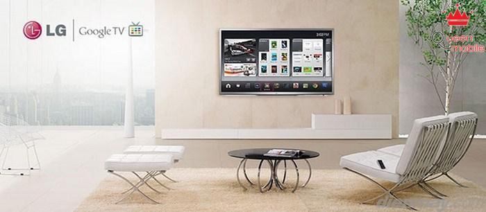 TV webOS đầu tiên của LG