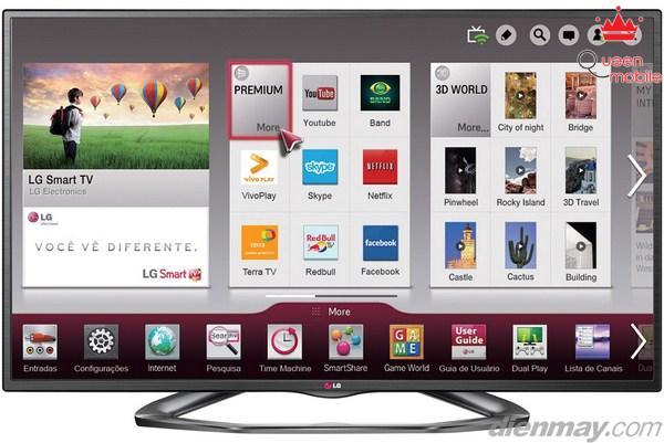 Smart TV tầm giá tốt để bạn lựa chọn