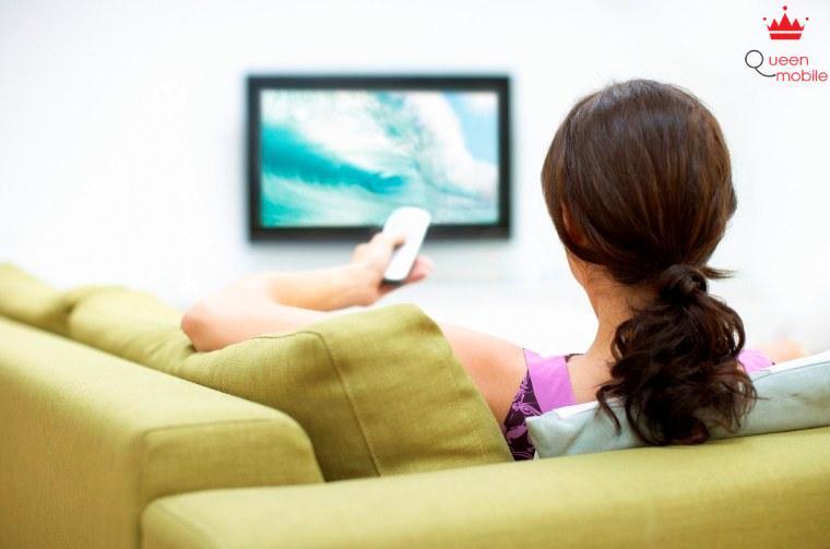 Sức khỏe của người dùng khi xem tivi