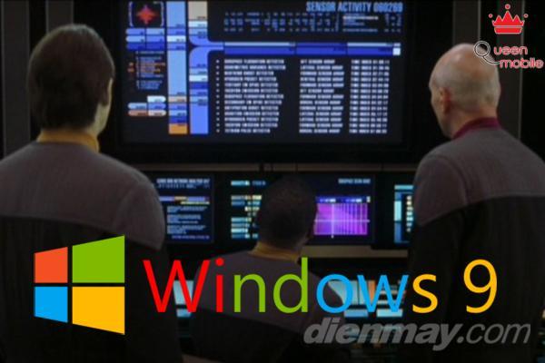 Windows 9 sẽ được nghiên cứu trong khoảng tháng 4-2014