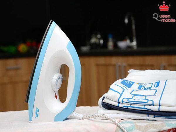 Cách điều chỉnh nhiệt độ ủi của bàn ủi khô cho từng loại vải
