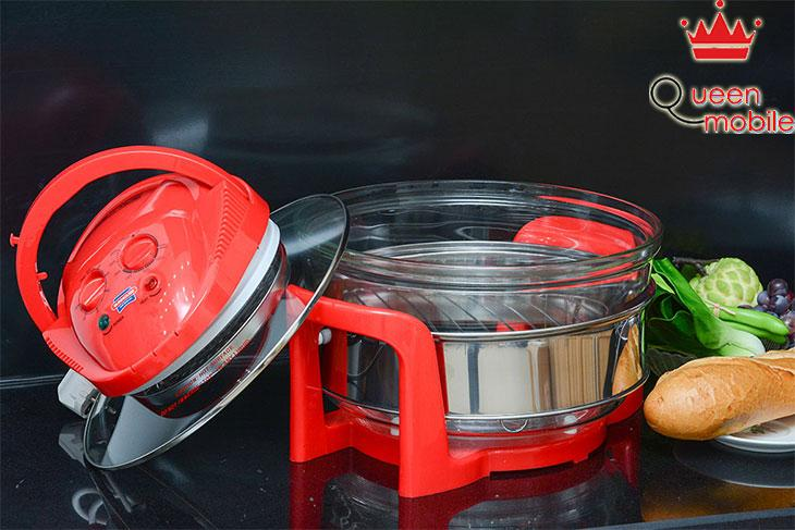 Cách nướng thịt bằng lò nướng thủy tinh