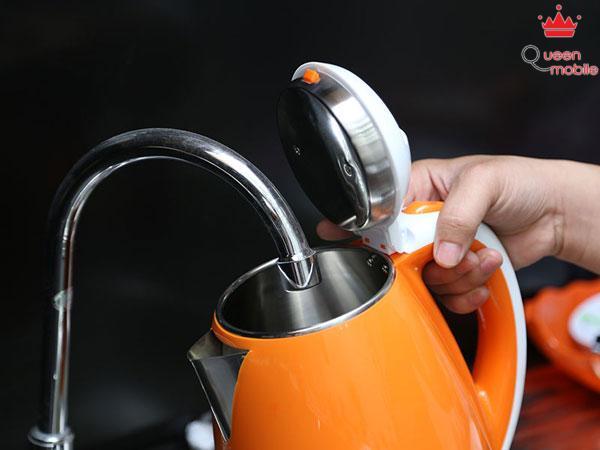 Cách vệ sinh bình đun