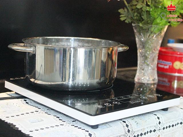 Lưu ý an toàn khi sử dụng bếp điện từ cảm ứng