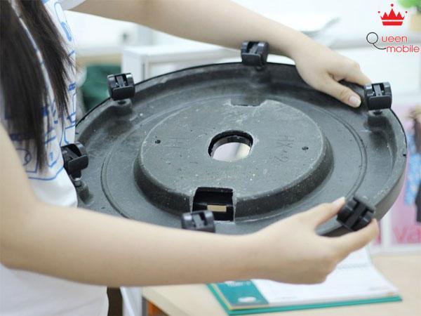 Cách lắp quạt điện hơi nước
