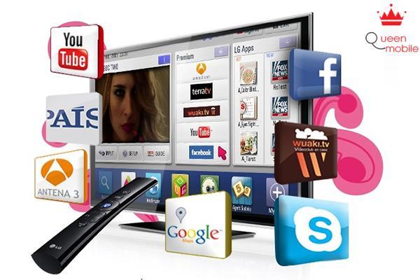 Nên chọn TV 3D hay Smart Tivi?