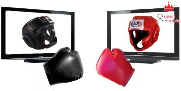 Nên chọn mua Tivi LED hay Plasma?