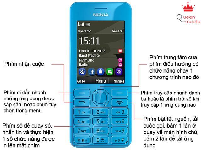 Cách sử dụng điện thoại phổ thông - dành cho người mới dùng