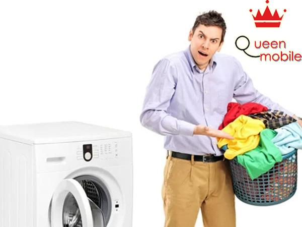 Mẹo vặt khi dùng máy giặt