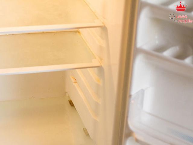 Cách làm sạch tủ lạnh nhanh chóng và tiện lợi nhất