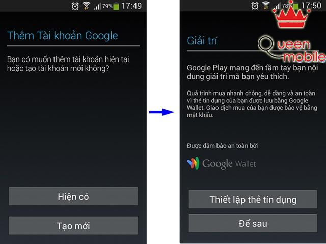 Cài đặt, gỡ bỏ phần mềm Android