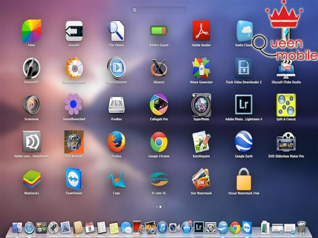 Những thao tác cơ bản trên Mac OS