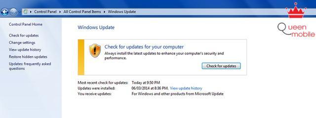 Cách tìm kiếm và cài đặt driver cho máy tính Windows