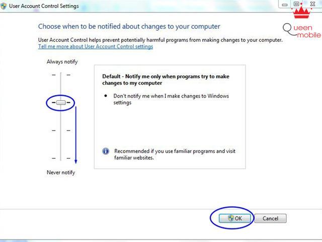 Cách chọn phần mềm và tùy chỉnh hệ thống để phần mềm tương thích tốt nhất với windows của bạn