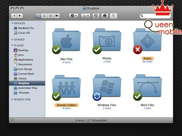 Sử dụng Mac OS