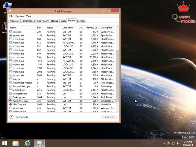 Hướng dẫn xử lý ứng dụng bị treo trên Windows 7 và 8