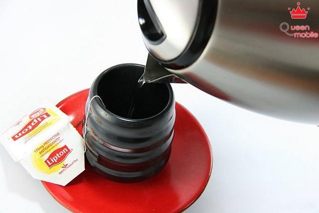 Cách pha trà ngon và đúng điệu
