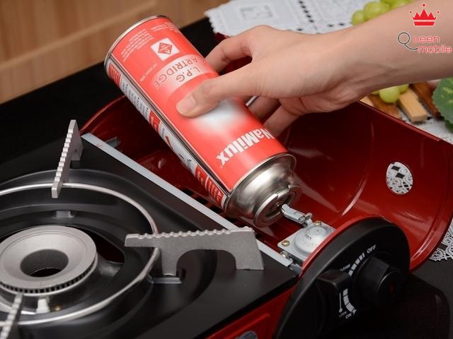 Cách Reset gas ở bếp gas mini
