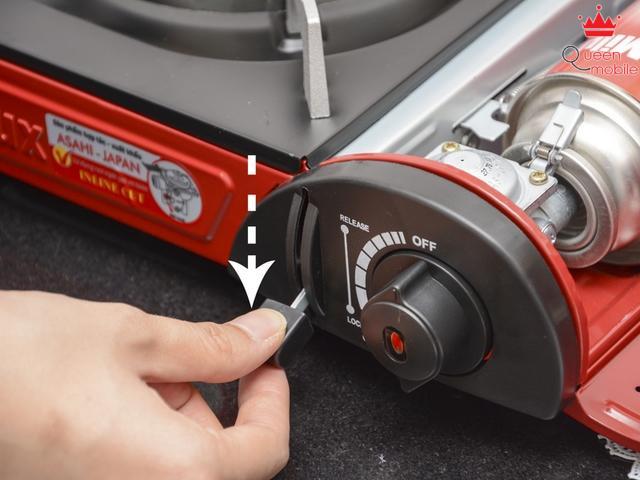 Cách sử dụng bếp gas mini