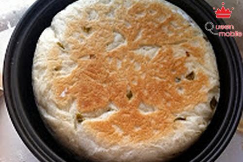 Nướng bánh mì Jalapeno bằng nồi cơm điện