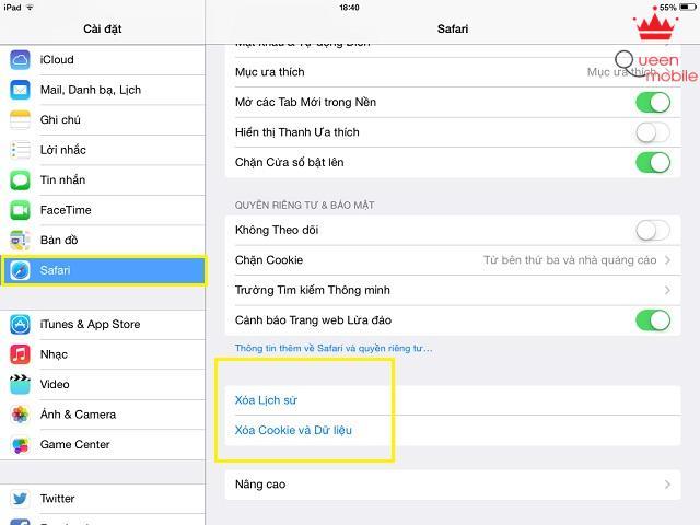 Mẹo hay giúp iPhone, iPad chạy mượt hơn