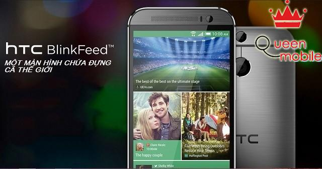 Khả năng hiển thị, cập nhật tin tức nhanh chóng – BlinkFeed