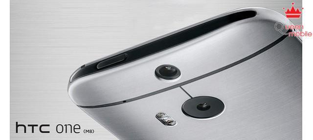 Máy ảnh và camera HTC One M8