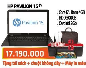 Laptop - HP Pavilion 15