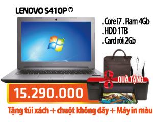 Laptop - Lenovo S410P