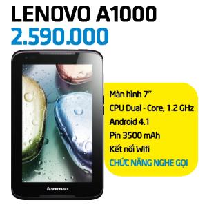 Tablet - Lenovo A1000