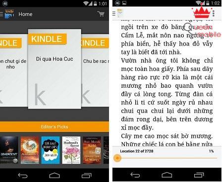 5 ứng dụng hữu ích trên thiết bị di động Android