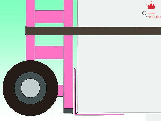 7 Bước đơn giản để di chuyển một Tủ lạnh