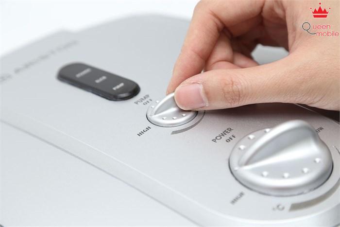 Chọn mua máy nước nóng phù hợp với nhu cầu