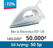 Bàn ủi Electrolux EDI 120