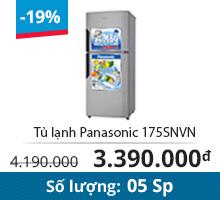 Tủ lạnh Panasonic 175SNVN