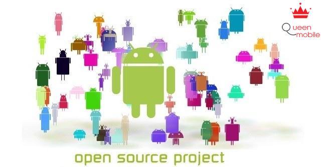Android là hệ điều hành có mã nguồn mở