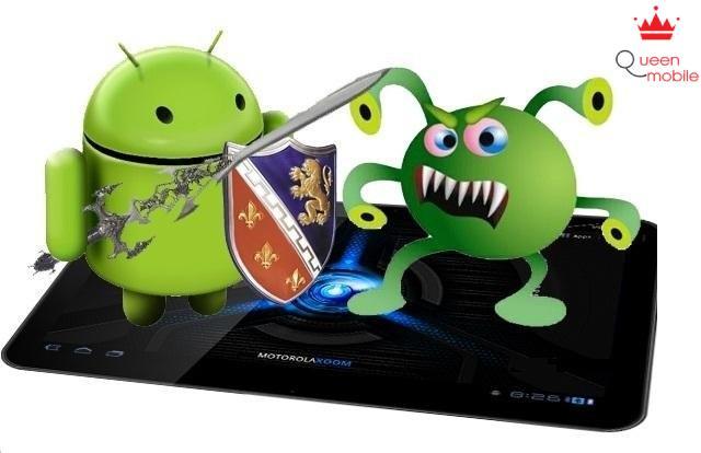 Bảo mật trên thiết bị Android