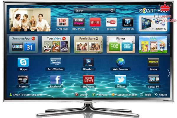 An toàn tuyệt đối với Công nghệ Triple Protector của Samsung TV