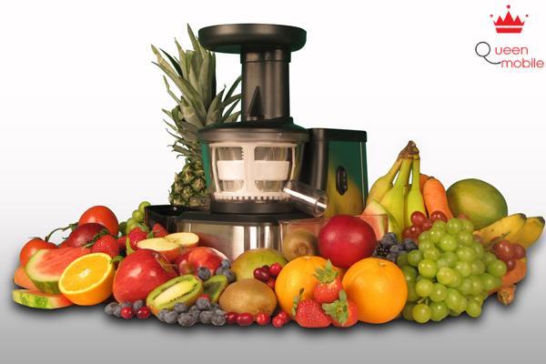 7 bước đơn giản để chọn máy ép trái cây thích hợp