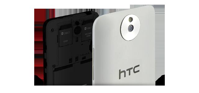 HTC Desire 501 2 sim 2 sóng cực kì tiện lợi