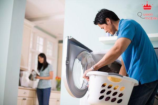Một số tính năng giặt cơ bản trên máy giặt Samsung